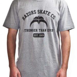 Razors Skate Company Tee grey