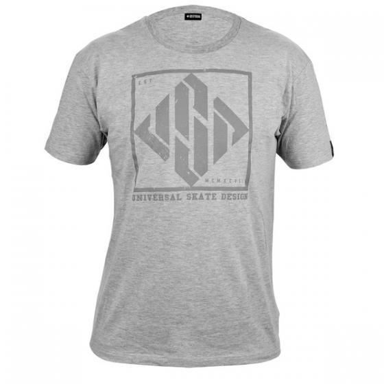 USD Framed Tee grey