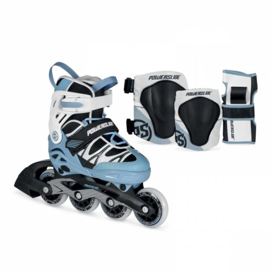 Детские ролики Powerslide Phuzion Orbit Combo Set Boys