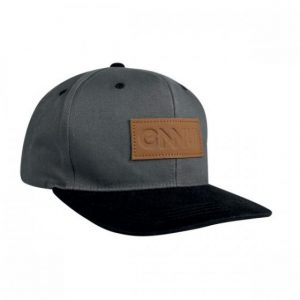 Ennui Patch Cap Grey