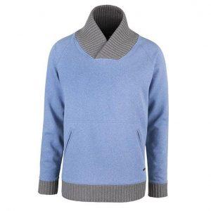 Ucon Jarosch Sweater blue/melange