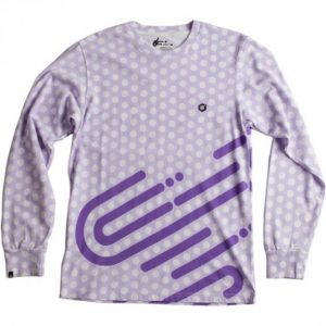 Ucon Pop-Up Longsleeve purple