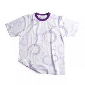 Ucon Waterdrops Tee white