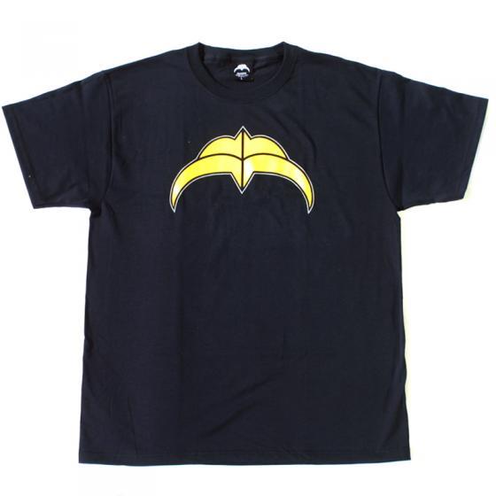 Razors Double R T-shirt black/gold