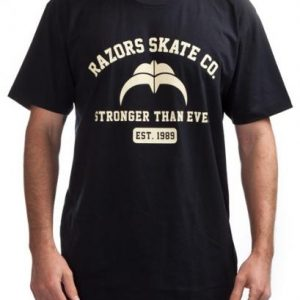 Razors Skate Company Tee black