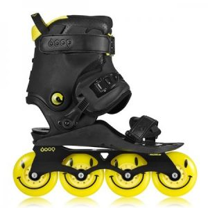 Doop Freestyle 2 Black/Yellow skates