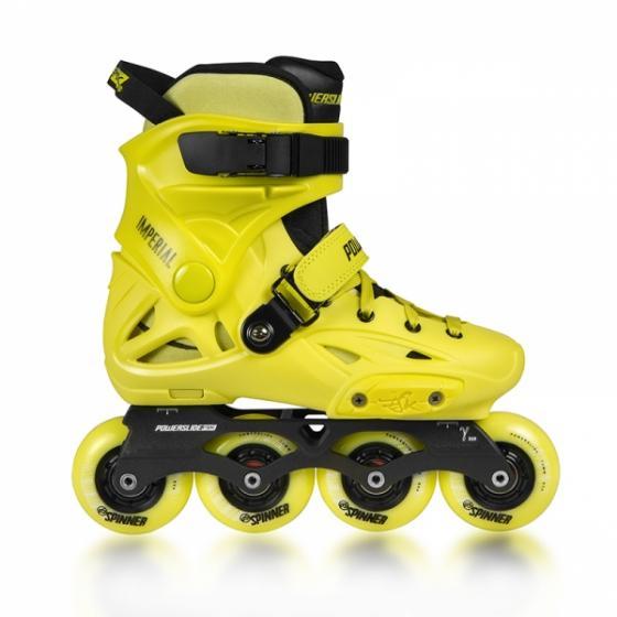 Powerslide – Imperial Junior yellow