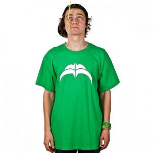 Razors Double R T-shirt green/white