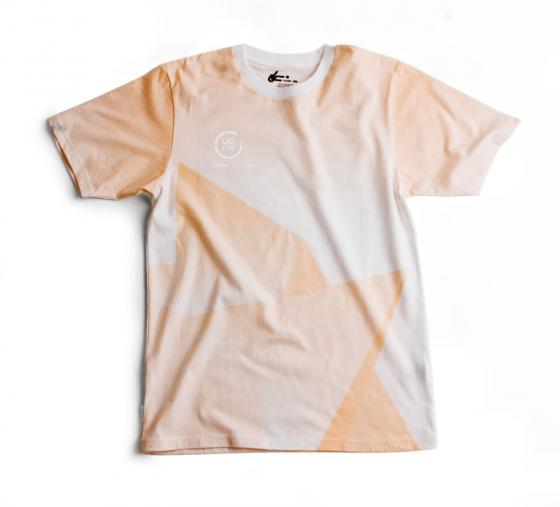 Ucon Architecture Tee peach