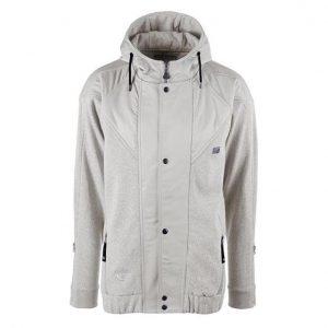 Ucon Falcon Sweat Jacket lightgrey/melange