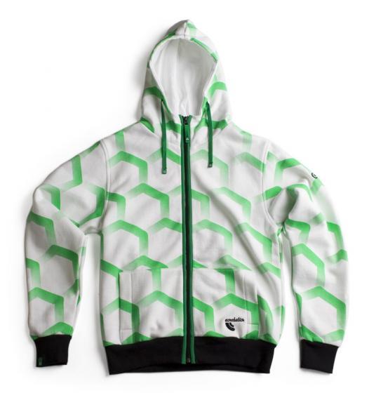 Ucon Hexagon Hood green