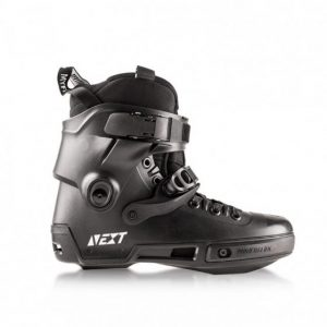 Ролики Powerslide Next Supercruiser 110 black boot only