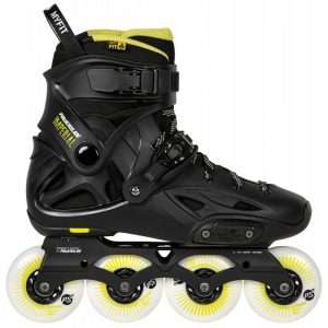 Powerslide Imperial One Black Yellow 80